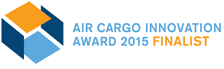 Air Cargo Innovation Award 2015 Finalist